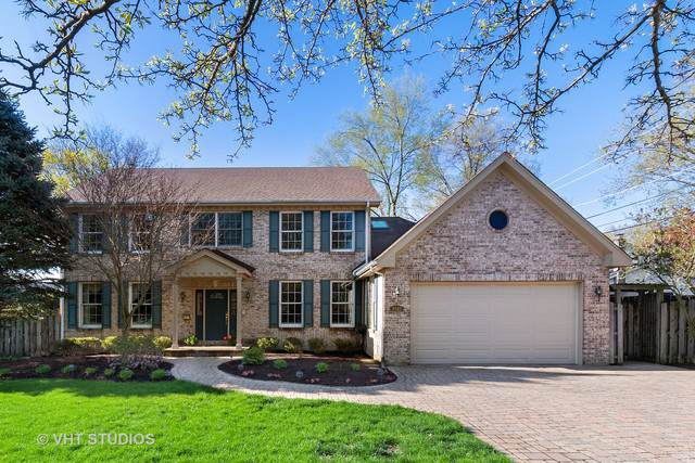 3545 Thornwood Avenue, Glenview, IL 60026 (MLS #10589500) :: Property Consultants Realty