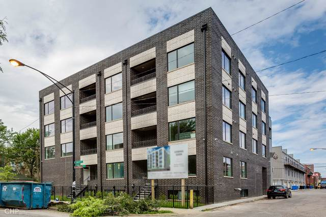 126 S Oakley Boulevard 3-E, Chicago, IL 60612 (MLS #10589550) :: The Mattz Mega Group