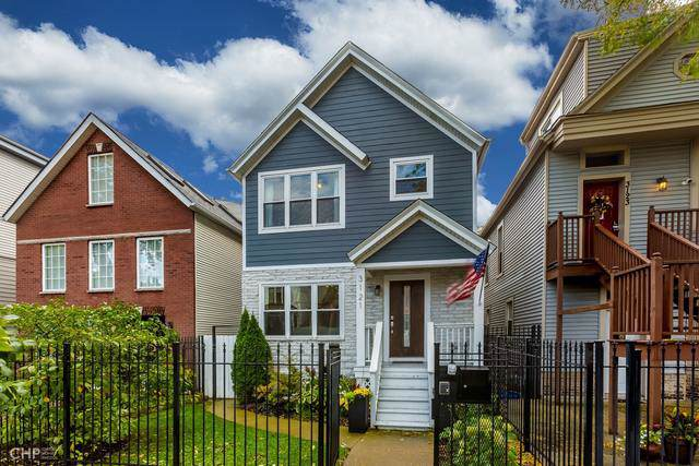 3121 W Homer Street, Chicago, IL 60647 (MLS #10589566) :: LIV Real Estate Partners