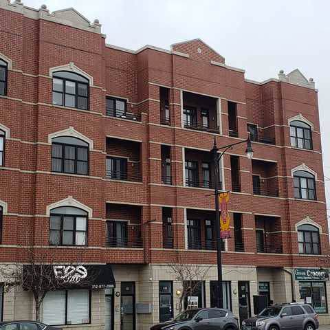 123 S Western Avenue #3, Chicago, IL 60612 (MLS #10589593) :: The Mattz Mega Group