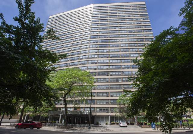 2930 N Sheridan Road #2001, Chicago, IL 60657 (MLS #10589613) :: LIV Real Estate Partners
