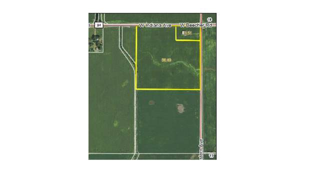 Sec 24 Twp 33 N, R 13E, Beecher, IL 60401 (MLS #10589645) :: Property Consultants Realty