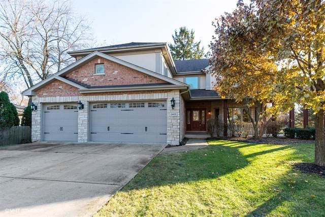 12403 S 71st Court, Palos Heights, IL 60463 (MLS #10589657) :: The Wexler Group at Keller Williams Preferred Realty