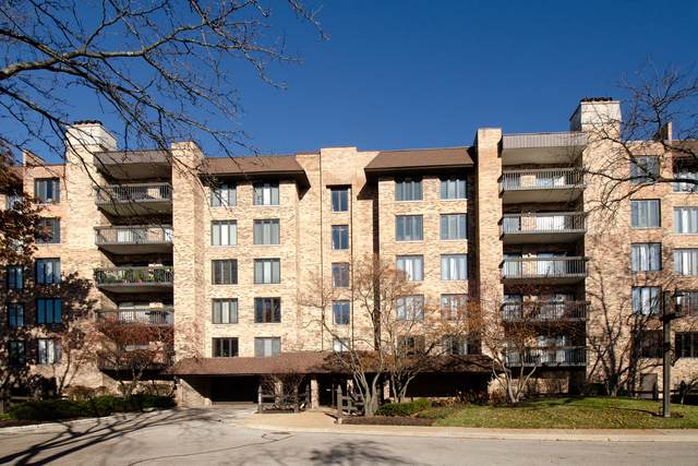 3860 Mission Hills Road #412, Northbrook, IL 60062 (MLS #10589670) :: Property Consultants Realty