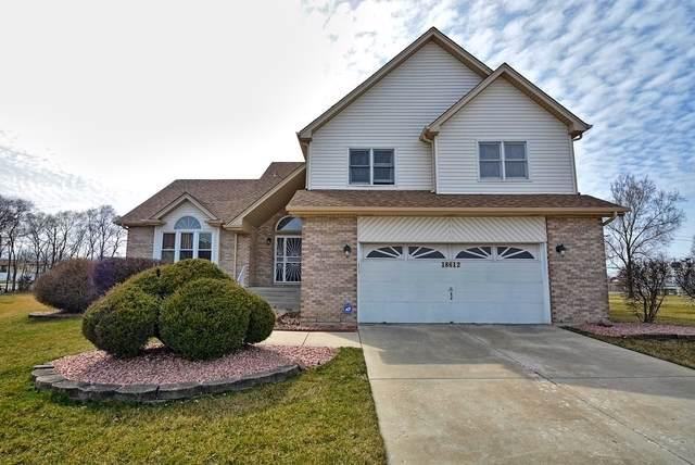 18612 Michael Drive, Hazel Crest, IL 60429 (MLS #10589703) :: Ani Real Estate