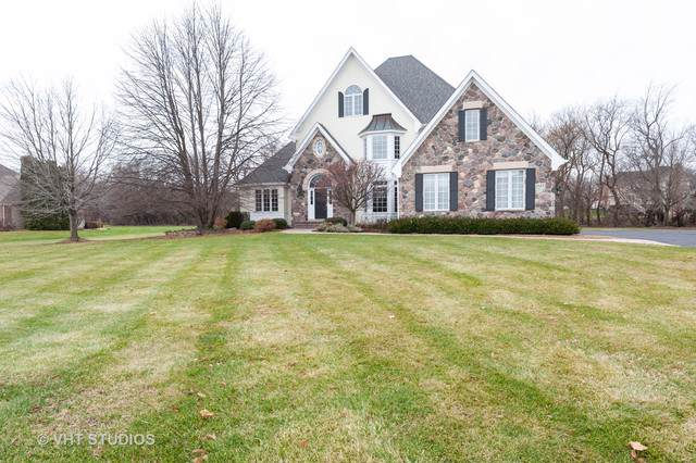 6614 Oakwood Manor Drive, Crystal Lake, IL 60012 (MLS #10589734) :: Property Consultants Realty