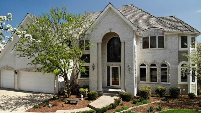 108 Settlers Drive, Naperville, IL 60565 (MLS #10589762) :: John Lyons Real Estate