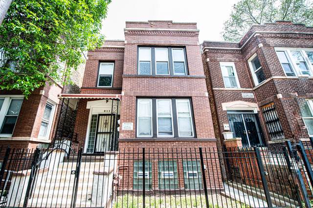 911 N Hamlin Avenue, Chicago, IL 60651 (MLS #10589772) :: The Wexler Group at Keller Williams Preferred Realty