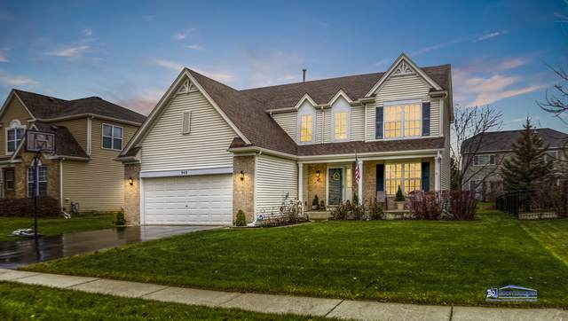 948 Timber Lake Drive, Antioch, IL 60002 (MLS #10589805) :: The Wexler Group at Keller Williams Preferred Realty