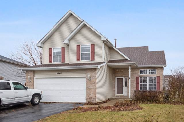 26420 W Stonebriar Way, Channahon, IL 60410 (MLS #10589902) :: Property Consultants Realty