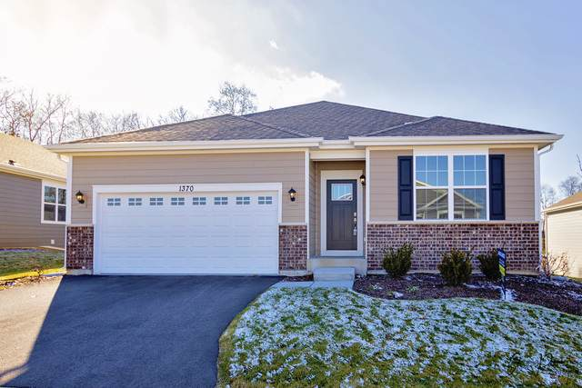 1370 Redtail Lane, Woodstock, IL 60098 (MLS #10589915) :: LIV Real Estate Partners