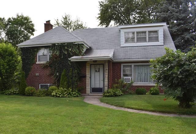 470 S Berkley Avenue, Elmhurst, IL 60126 (MLS #10590040) :: The Dena Furlow Team - Keller Williams Realty