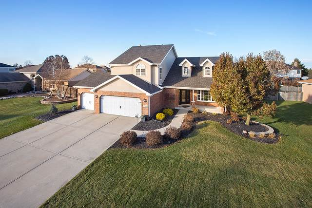 1023 Yamma Ridge, New Lenox, IL 60451 (MLS #10590058) :: Property Consultants Realty