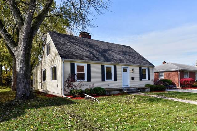 18242 Ashland Avenue, Homewood, IL 60430 (MLS #10590095) :: Property Consultants Realty