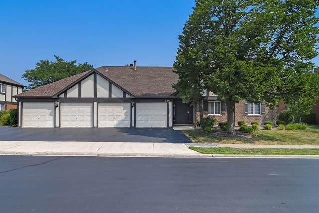 220 Windsor Lane D, Willowbrook, IL 60527 (MLS #10590112) :: Property Consultants Realty