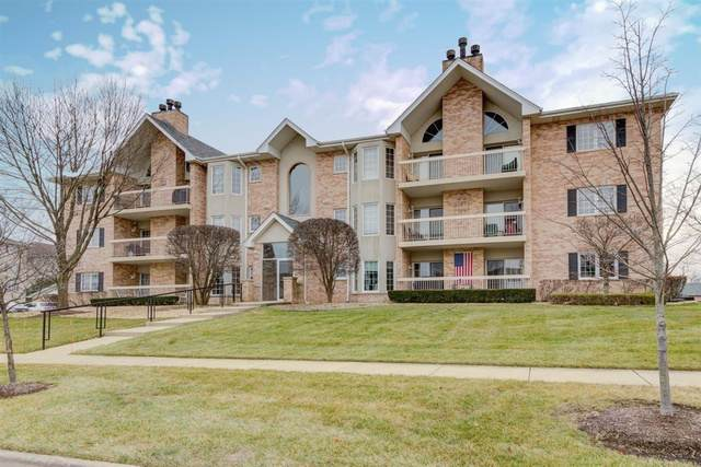 7779 Bristol Park Drive 1SW, Tinley Park, IL 60477 (MLS #10590180) :: The Wexler Group at Keller Williams Preferred Realty