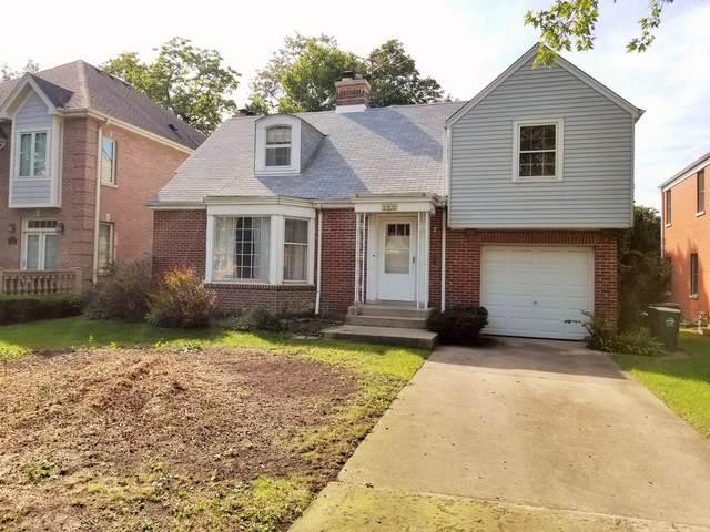 100 S Merrill Street, Park Ridge, IL 60068 (MLS #10590183) :: Janet Jurich