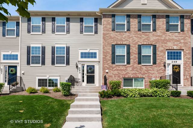 253 Lionel Drive, Grayslake, IL 60030 (MLS #10590220) :: Property Consultants Realty