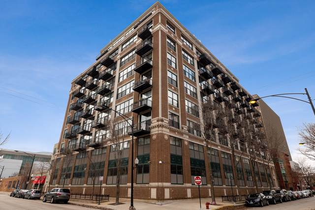 221 E Cullerton Street #928, Chicago, IL 60616 (MLS #10590299) :: The Mattz Mega Group