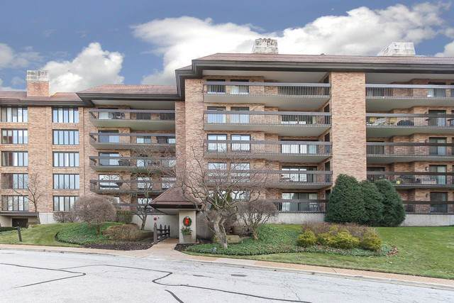 3801 Mission Hills Road #312, Northbrook, IL 60062 (MLS #10590334) :: Property Consultants Realty