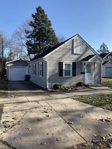 111 N Elmwood Drive, Aurora, IL 60506 (MLS #10590336) :: The Dena Furlow Team - Keller Williams Realty