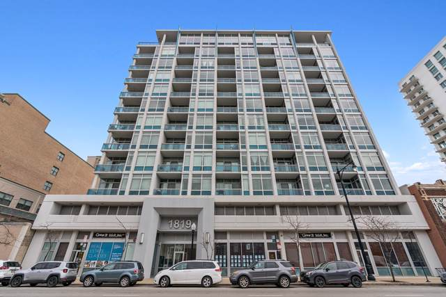 1819 S Michigan Avenue #601, Chicago, IL 60616 (MLS #10590354) :: The Mattz Mega Group