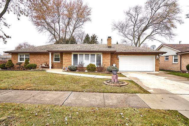 6872 W 115th Place, Worth, IL 60482 (MLS #10590357) :: The Wexler Group at Keller Williams Preferred Realty