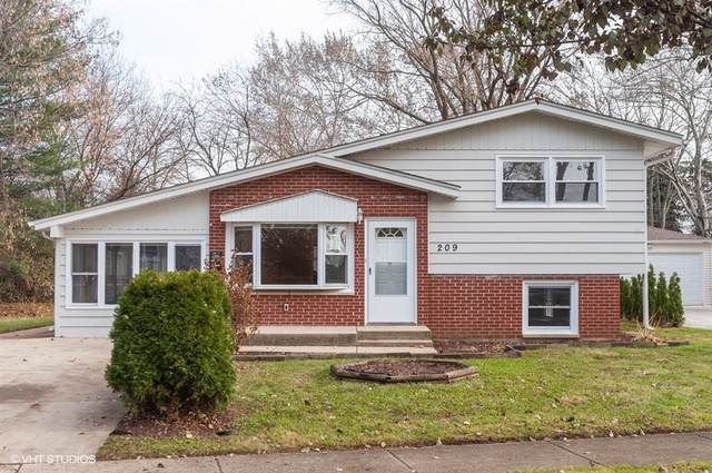 209 7th Street, Wheeling, IL 60090 (MLS #10590364) :: The Wexler Group at Keller Williams Preferred Realty
