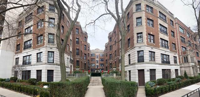 2324 N Lincoln Park West Street 3B, Chicago, IL 60614 (MLS #10590365) :: The Mattz Mega Group