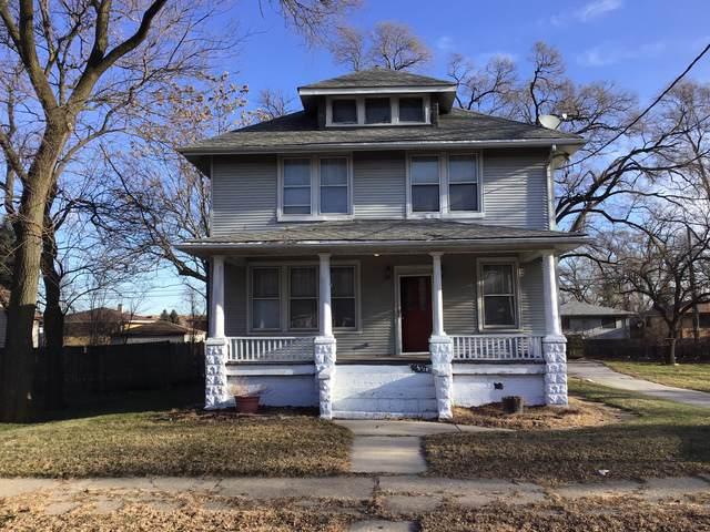 14311 Lincoln Avenue, Dolton, IL 60419 (MLS #10590368) :: LIV Real Estate Partners