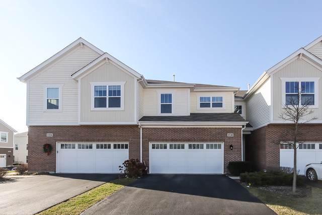 2340 N Brett Lane, Palatine, IL 60074 (MLS #10590402) :: The Dena Furlow Team - Keller Williams Realty