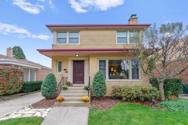 3551 W 98th Street, Evergreen Park, IL 60805 (MLS #10590444) :: The Perotti Group | Compass Real Estate