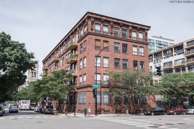 120 E Cullerton Street #503, Chicago, IL 60616 (MLS #10590445) :: The Mattz Mega Group