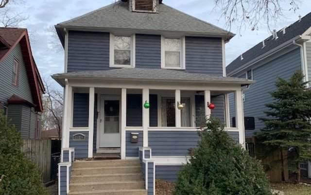 2023 Darrow Avenue, Evanston, IL 60201 (MLS #10590473) :: Ryan Dallas Real Estate