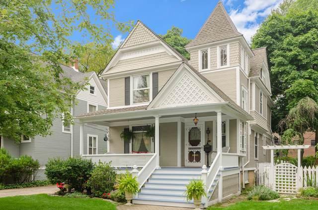 1316 Elmwood Avenue, Evanston, IL 60201 (MLS #10590477) :: Ryan Dallas Real Estate