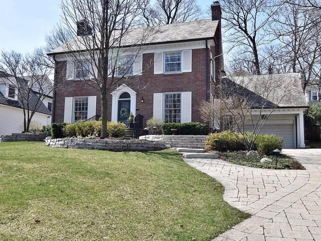 726 Lenox Road, Glen Ellyn, IL 60137 (MLS #10590489) :: Property Consultants Realty