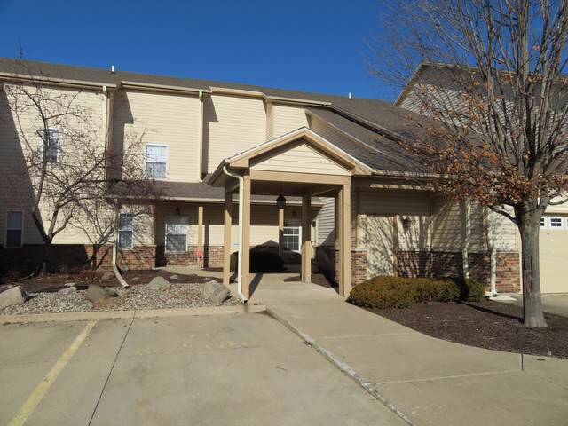 3710 Thornhill Drive #0, Champaign, IL 61822 (MLS #10590510) :: Property Consultants Realty