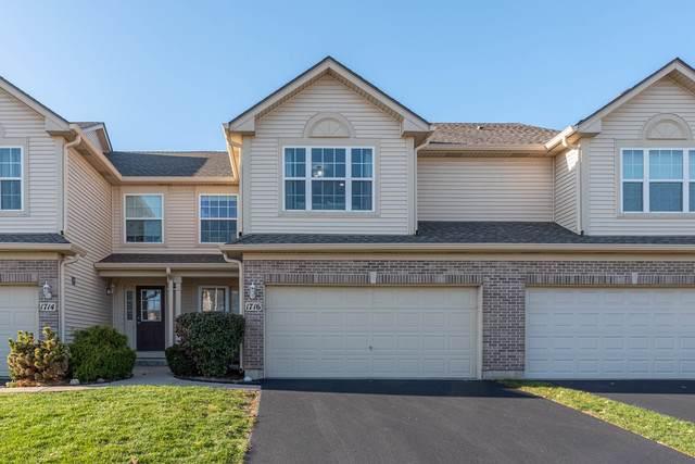 1716 Pin Oak Lane, Elgin, IL 60120 (MLS #10590537) :: Century 21 Affiliated