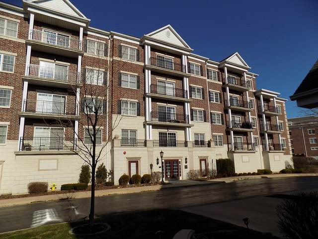434 Mcdaniels Circle #402, Clarendon Hills, IL 60514 (MLS #10590652) :: Property Consultants Realty