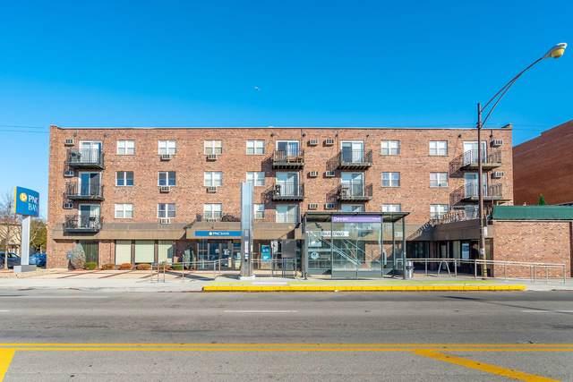 6333 N Milwaukee Avenue 2B, Chicago, IL 60646 (MLS #10590657) :: Baz Realty Network | Keller Williams Elite