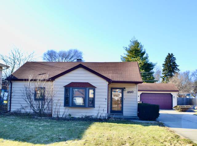 350 N Ash Avenue, Wood Dale, IL 60191 (MLS #10590664) :: The Dena Furlow Team - Keller Williams Realty