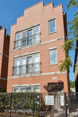 3444 N Harlem Avenue #3, Chicago, IL 60634 (MLS #10590693) :: LIV Real Estate Partners