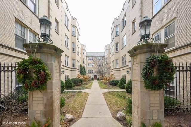 817 Forest Avenue G, Evanston, IL 60202 (MLS #10590705) :: Ryan Dallas Real Estate