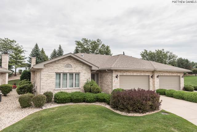 17539 Pamela Lane #60, Orland Park, IL 60467 (MLS #10590709) :: Property Consultants Realty
