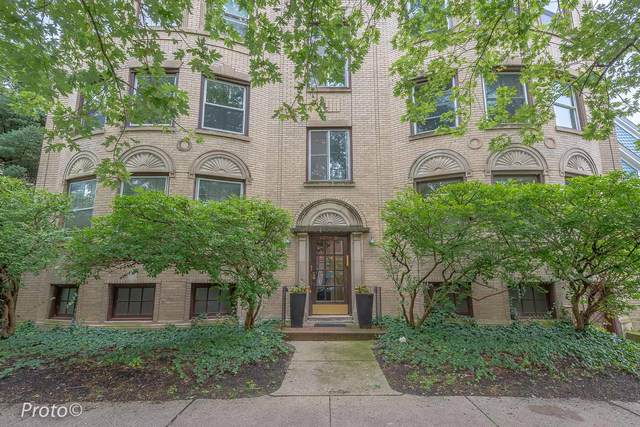 6737 N Greenview Avenue 1S, Chicago, IL 60626 (MLS #10590728) :: Lewke Partners