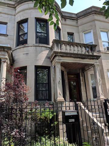 4937 S Prairie Avenue, Chicago, IL 60615 (MLS #10590757) :: Baz Realty Network | Keller Williams Elite