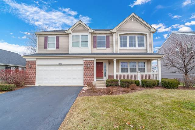 14905 Meadow Lane, Plainfield, IL 60544 (MLS #10590804) :: Property Consultants Realty