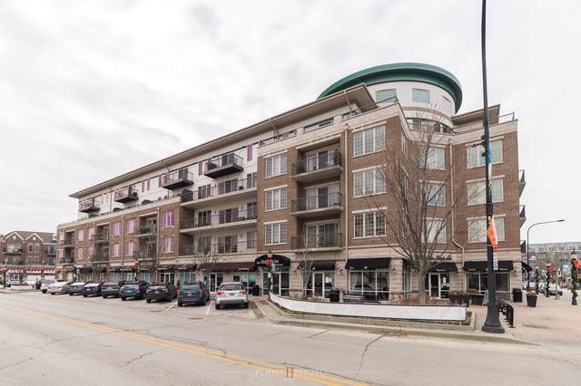 100 S Emerson Street #312, Mount Prospect, IL 60056 (MLS #10590815) :: Berkshire Hathaway HomeServices Snyder Real Estate
