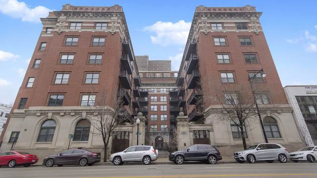 1439 S Michigan Avenue #603, Chicago, IL 60605 (MLS #10590891) :: The Mattz Mega Group