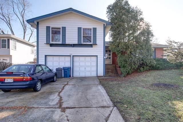 21W543 Monticello Road, Glen Ellyn, IL 60137 (MLS #10590898) :: Property Consultants Realty